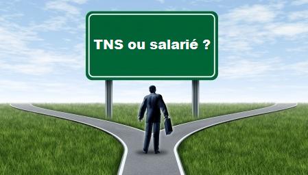 TNS ou salarie
