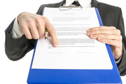 clauses du contrat du travail