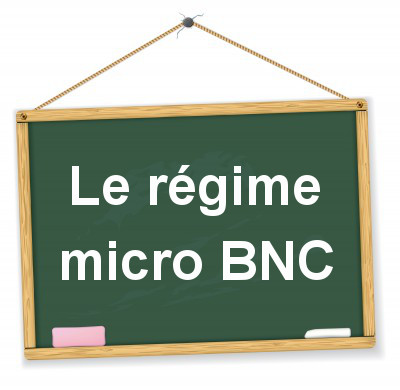Le régime micro BNC