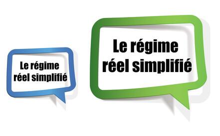 régime réel simplifié d'imposition