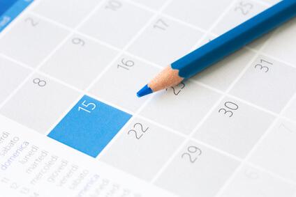 La date de délivrance des factures aux clients