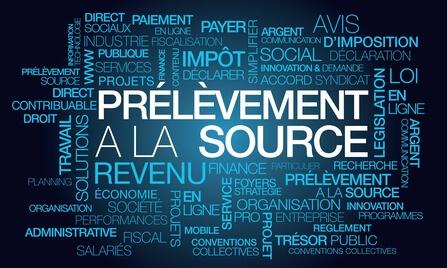 Prélèvement à la source : obligations de l'employeur