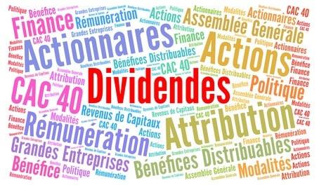 Distribution exceptionnelle de dividendes