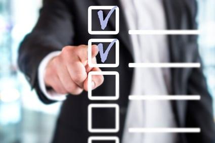 Création d'entreprise choix
