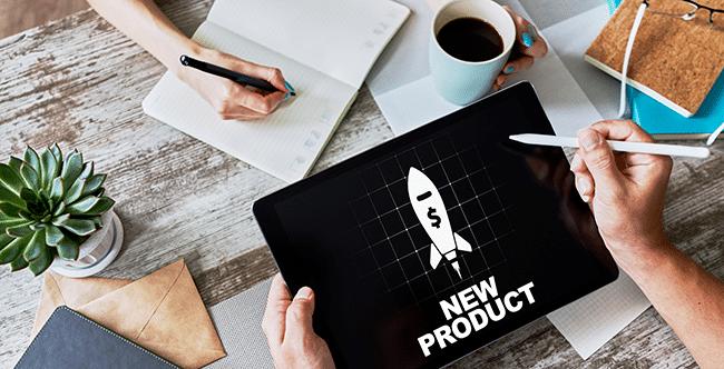 positionnement d'un nouveau produit ou service