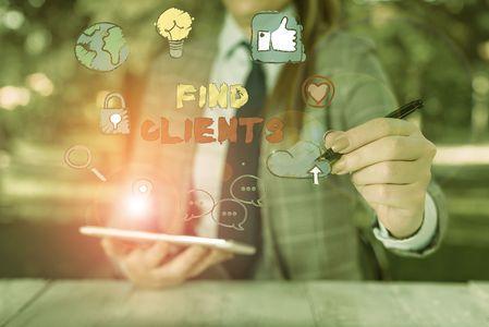 consultant trouver clients