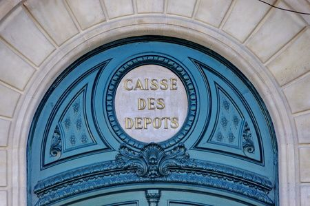 blocage capital social caisse depots consignation
