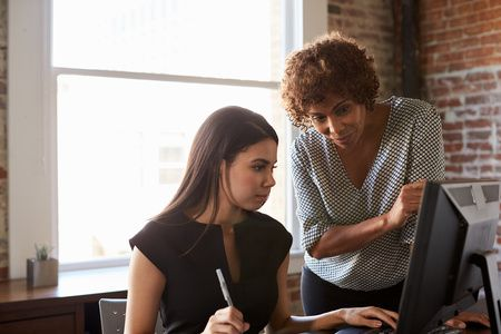 trouver mentor creation entreprise