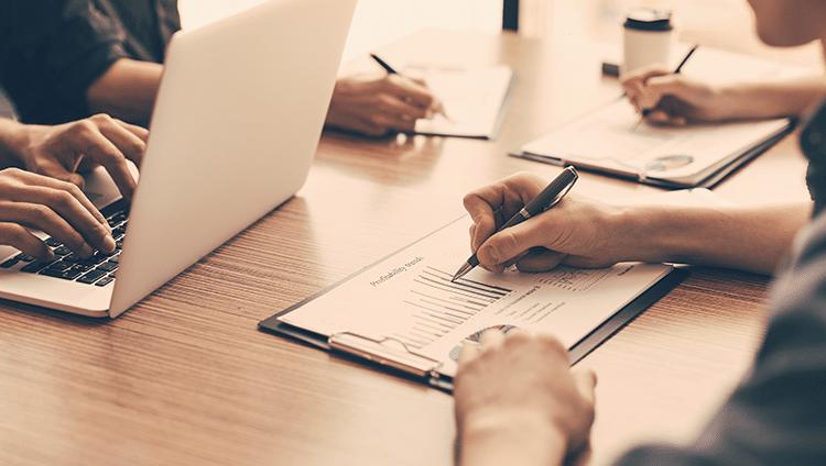 Construire son projet d'entreprise en ligne