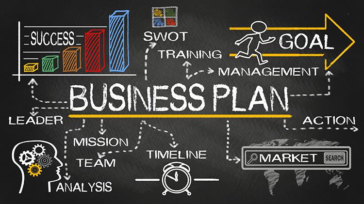 business plan étapes
