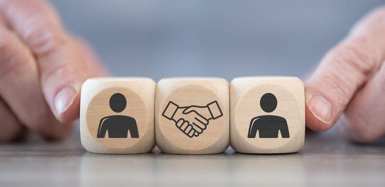 partenaires clefs business model canvas