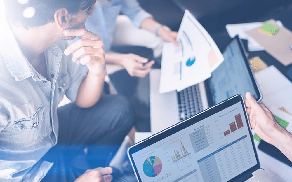 étude de marché en ligne